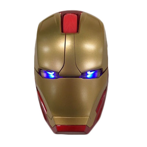 Iron Man Gaming Mouse - Offer Games