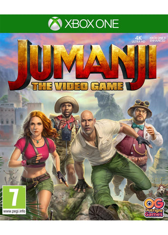 Jumanji: The Video Game (Xbox One) - Offer Games