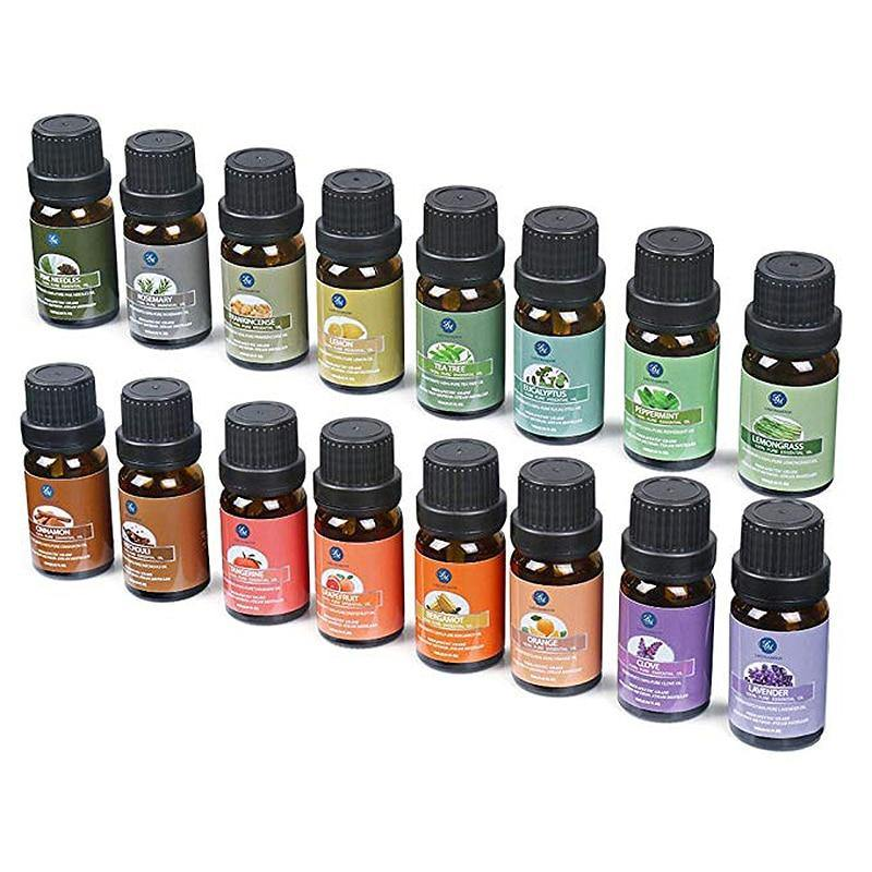 16 x Pure Essential Oil Gift Set