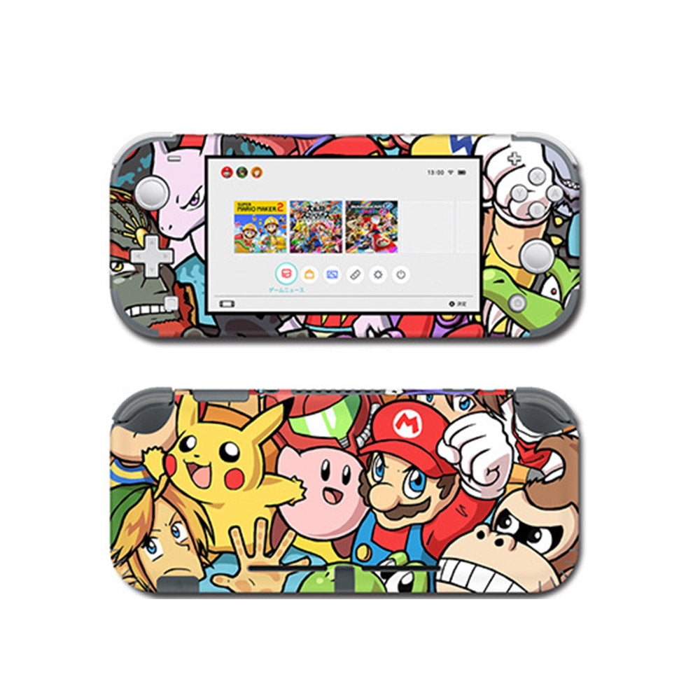 Skin Protector Stickers for Nintendo Switch Lite