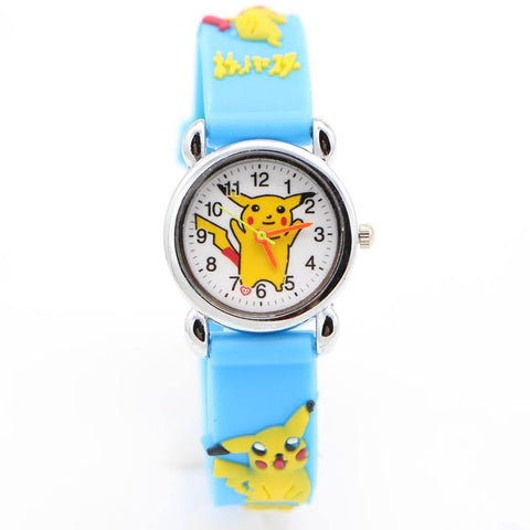 3D Pikachu Children's Watch - Offer Games