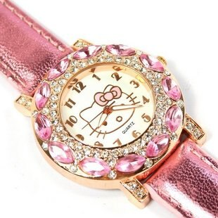 Hello Kitty Children's Watch - Offer Games