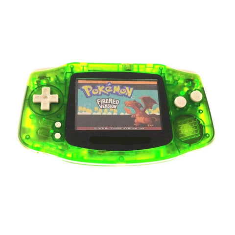 Refurbished GBA Console - Offer Games