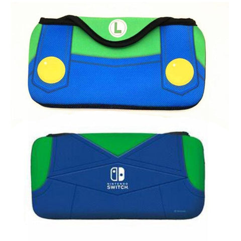 Travel Storage Bag for Nintendo Switch Lite - Offer Games