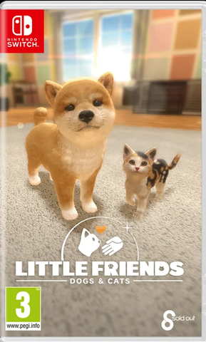 Little Friends: Dogs And Cats (Nintendo Switch) - Offer Games