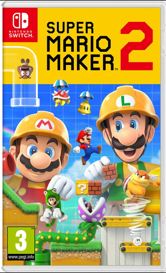 Super Mario Maker 2 (Nintendo Switch) - Offer Games