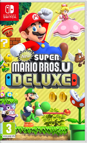 New Super Mario Bros. Deluxe (Nintendo Switch) - Offer Games