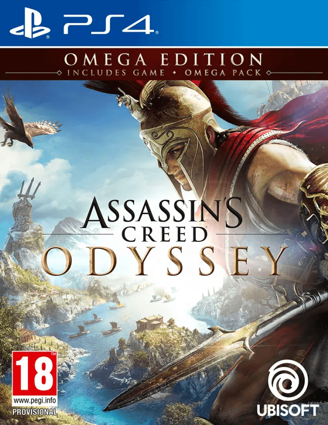 Assassin's Creed: Odyssey Omega Edition (PS4) - Offer Games