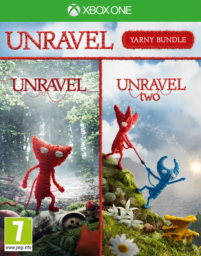 Unravel Yarny Bundle (Xbox One) - Offer Games