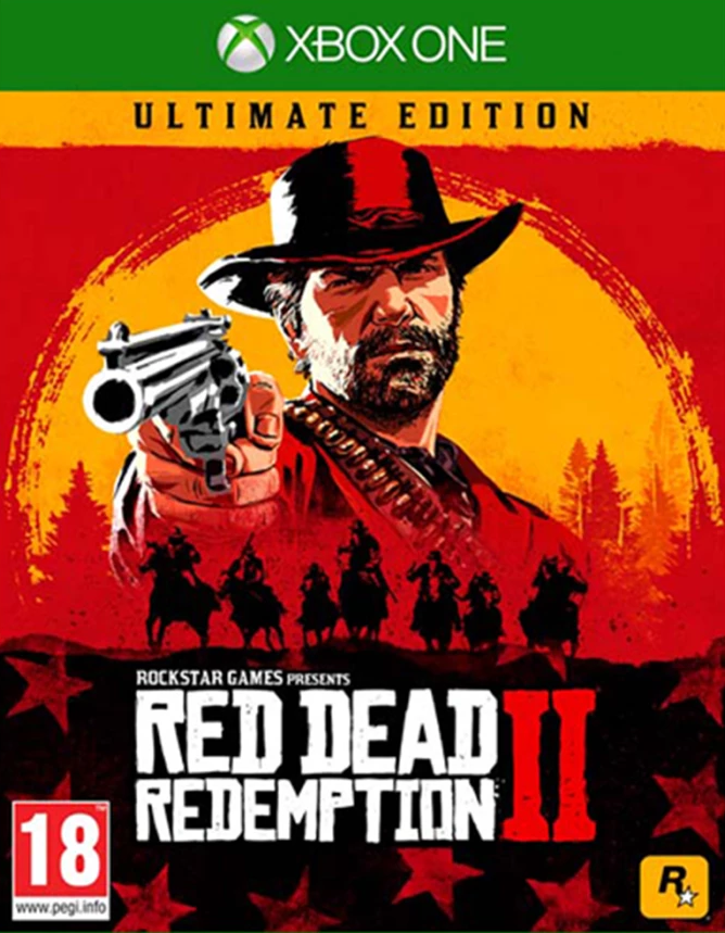 Red Dead Redemption 2 Ultimate Edition (Xbox One) - Offer Games