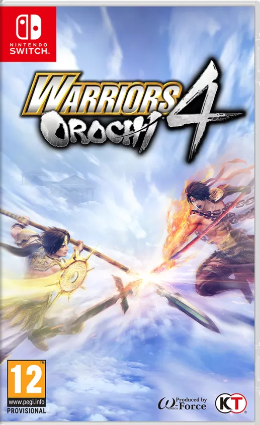 Warriors Orochi 4 (Nintendo Switch) - Offer Games
