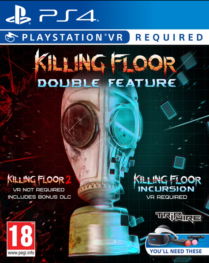 Killing Floor Double Feature (PSVR) - Offer Games
