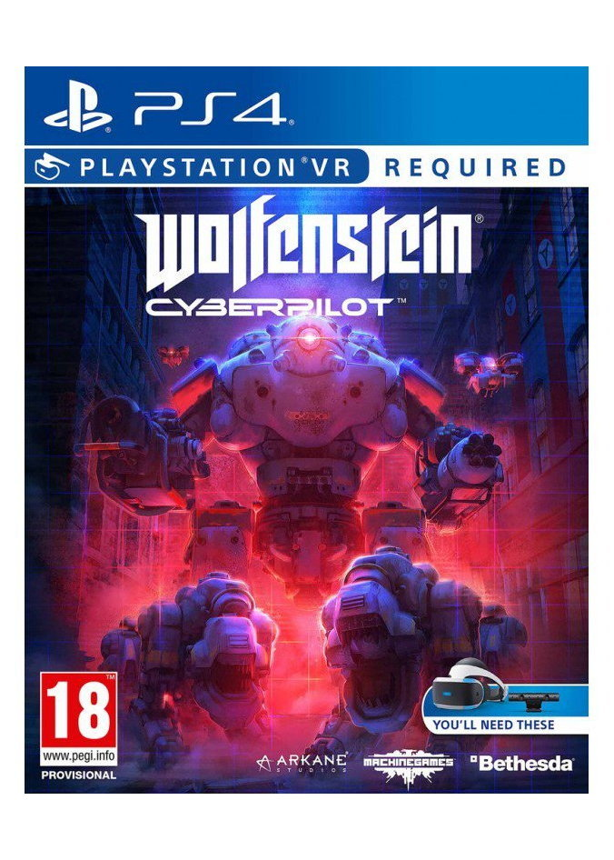 Wolfenstein Cyberpilot (PSVR) - Offer Games