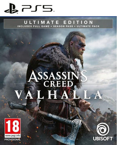 Assassin's Creed Valhalla Ultimate Edition (PS5)