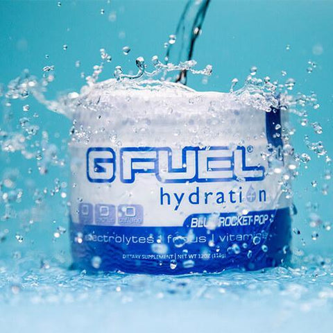 GFUEL - Hydration Formula | Blue Rocket Pop