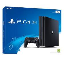 PlayStation 4 Pro 1TB Console - GameIN