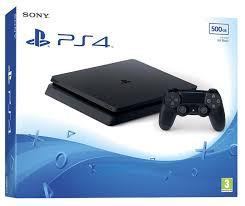 PlayStation 4 Slim 500GB - Offer Games