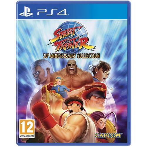 Street Fighter 30th Anniversary Collection (PS4) - Offer Games