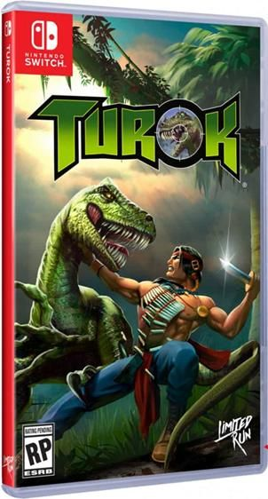 Turok (Nintendo Switch) - Offer Games