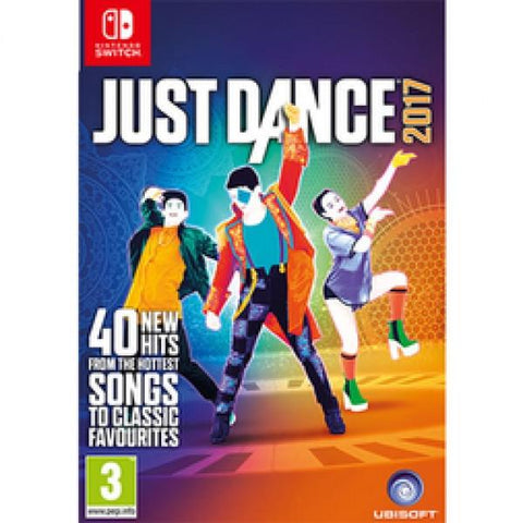 Just Dance 2017 (Nintendo Switch) - GameIN