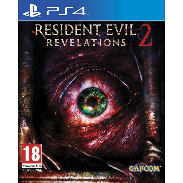 Resident Evil Revelations 2 (PS4) - Offer Games