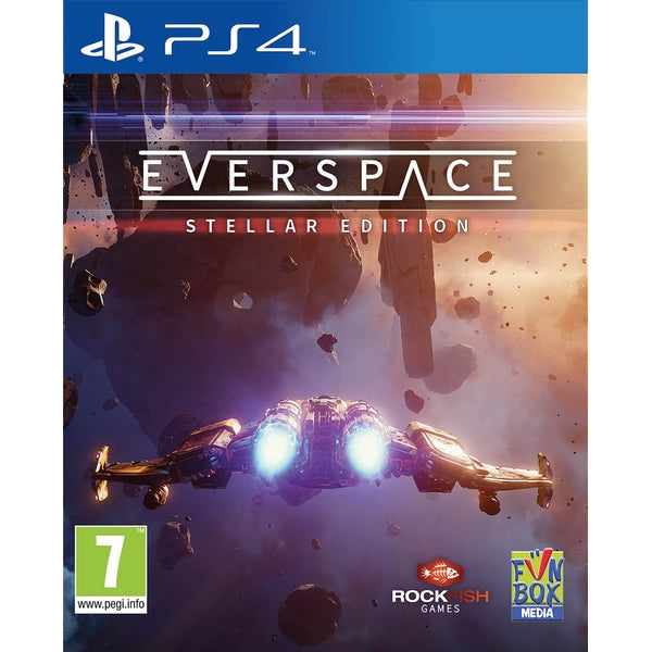 EVERSPACE Stellar Edition (PS4) - Offer Games