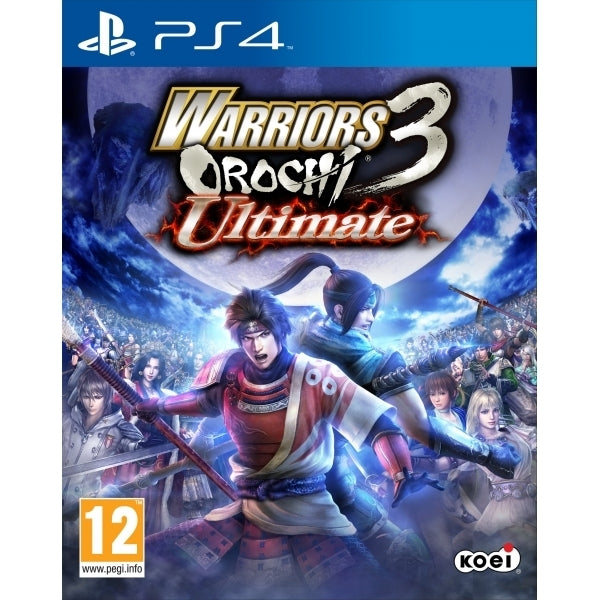 Warriors Orochi 3 Ultimate (PS4) - Offer Games