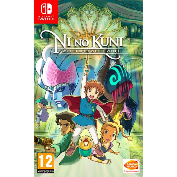 Ni No Kuni Remastered: Wrath of the White Witch (Nintendo Switch)