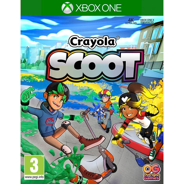 Crayola Scoot (Xbox One) - Offer Games