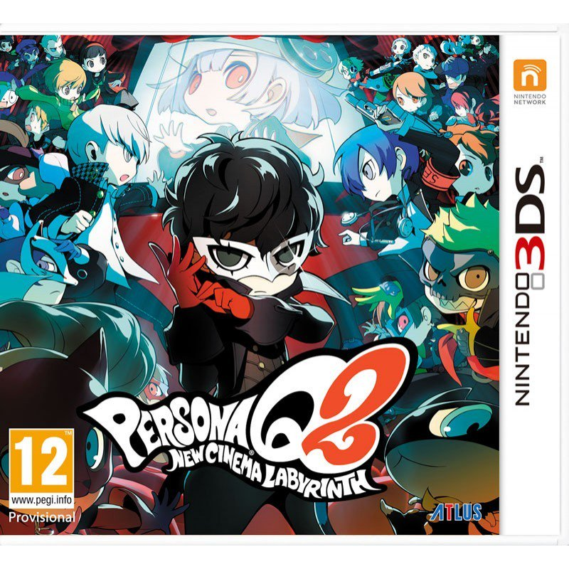 Persona Q2: New Cinema Labyrinth (Nintendo 3DS) - Offer Games