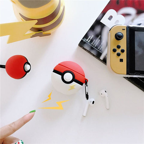 Pokemon Apple Airpods Protective Case - Offer Games