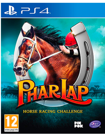 Phar Lap Horse Racing Challenge (PS4) - Offer Games