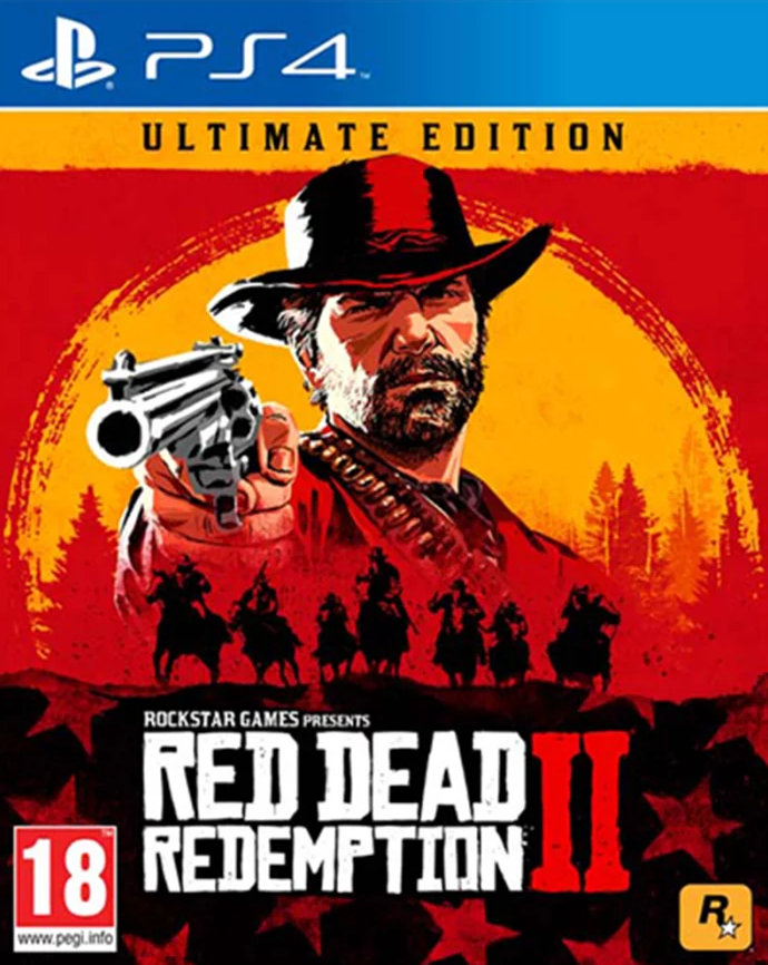 Red Dead Redemption 2 Ultimate Edition (PS4) - Offer Games