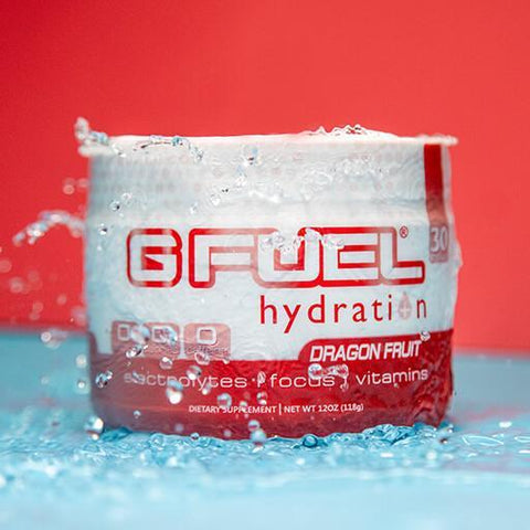 GFUEL - Hydration Formula | Dragon Fruit
