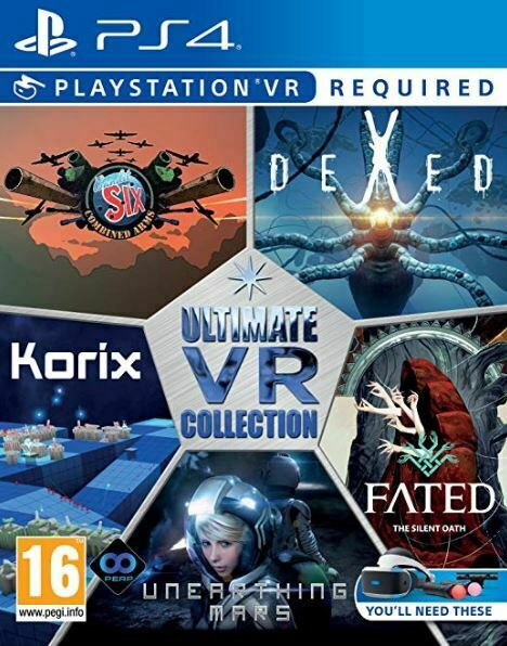 Ultimate VR Collection (PSVR) - Offer Games