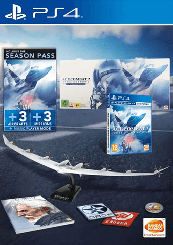 Ace Combat 7: Skies Unknown Collector Edition (PS4)