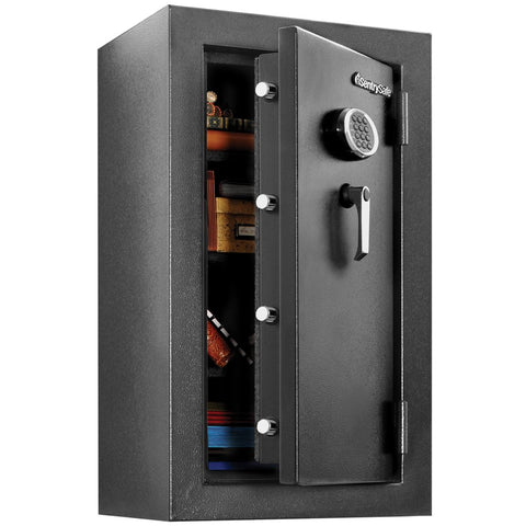 SentrySafe EF4738E Fireproof Waterproof Safe with Digital Keypad, 4.71 Cubic Feet