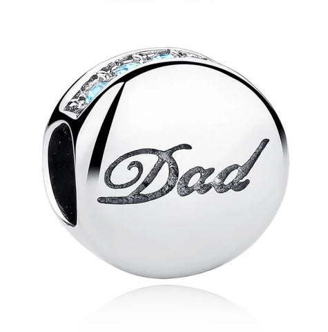 DADDY'S GIRL CHARM