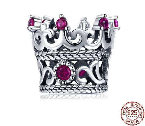QUEEN/PRINCESS CROWN CHARM