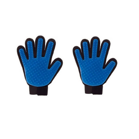 2-Pack Of Pet Deshedding Gloves