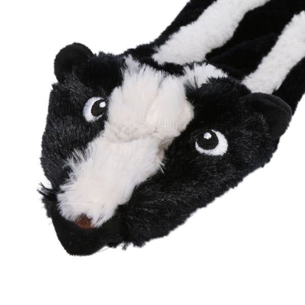 Skunk Plush Squeaky Toy