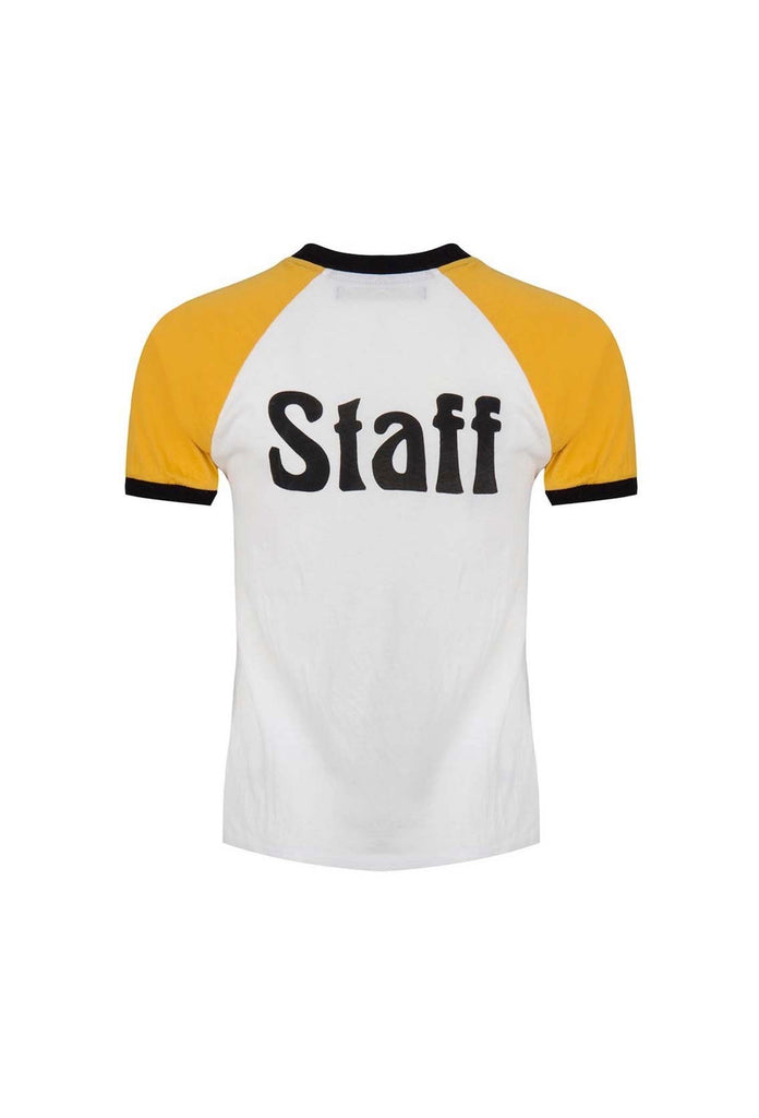 The ICONIC27 - Staff Girl T-shirt