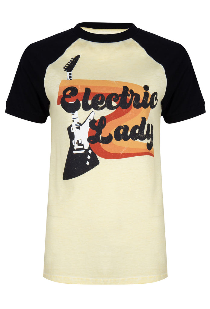 Electric Lady Yellow