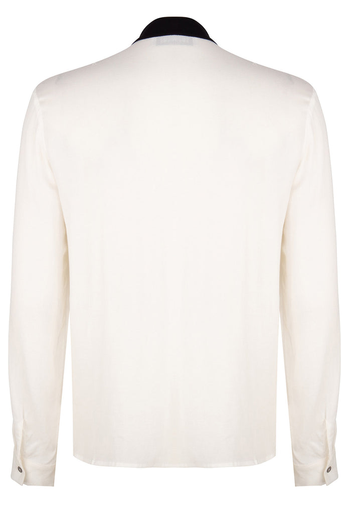 Losing Game Blouse Off White