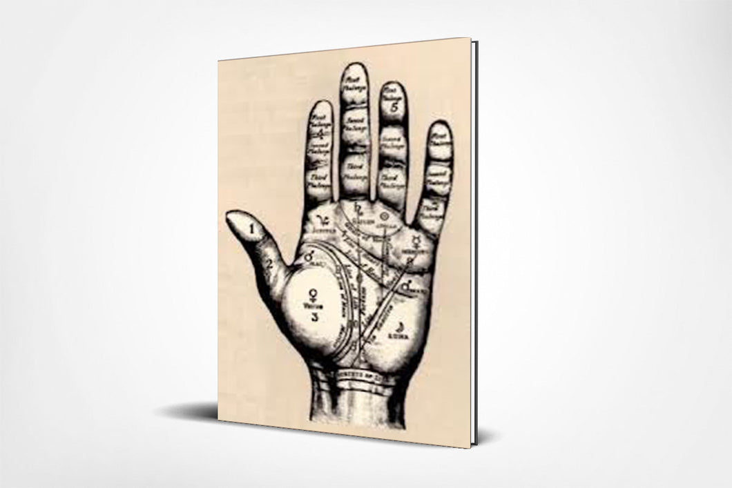 Magician's Guide to Palm Reading (E-Book)