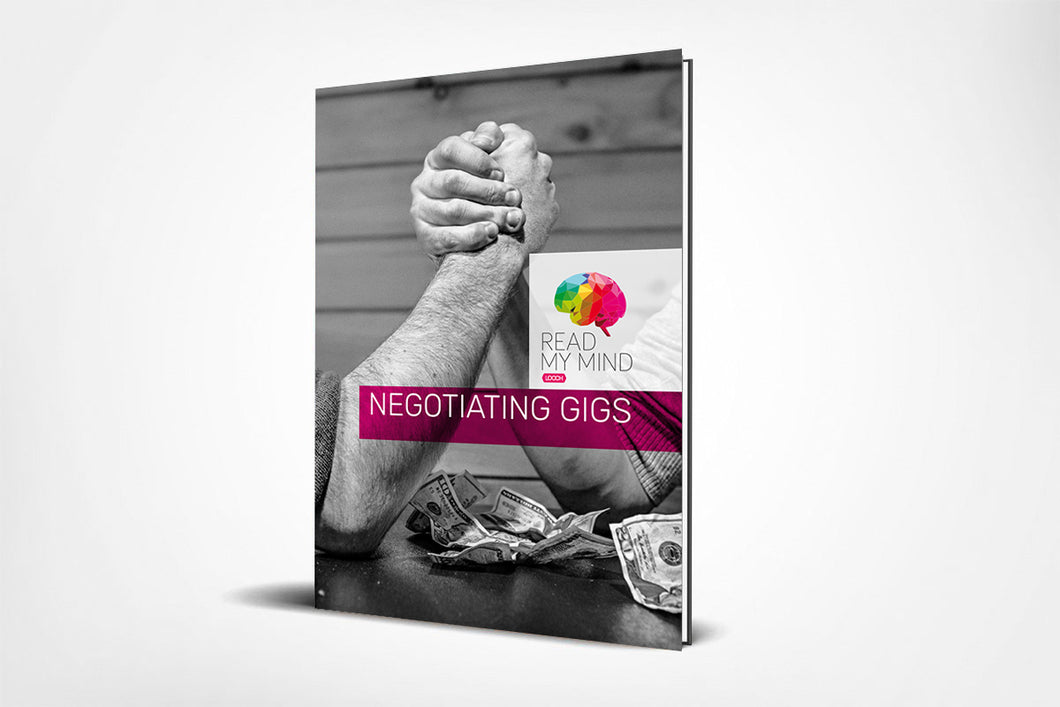 Negotiating Gigs (E-Book)