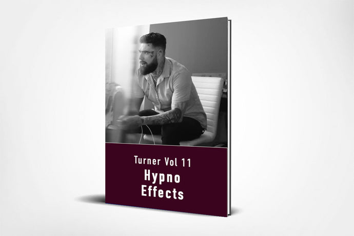 Turner Vol 11 - Hypno Effects (E-Book)