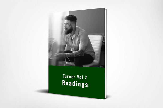 Turner Vol 2 - Readings (E-Book)