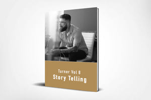Turner Vol 8 -Story Telling (E-Book)