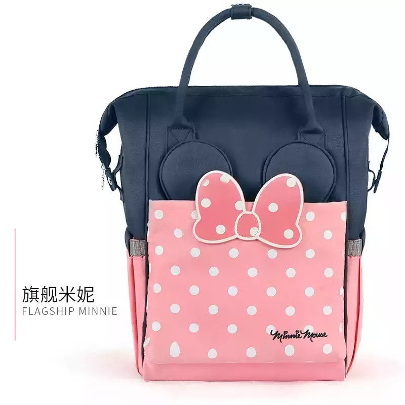 Original Minnie Mouse Diaper Bag